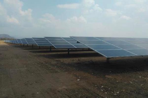 Proyecto: Financiación de dos instalaciones fotovoltaicas en Honduras con una potencia total de 30 MW