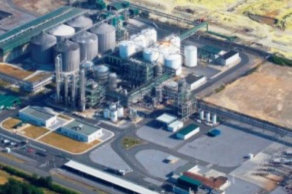Asistencia técnica en la fase de compra-venta de 4 plantas de producción de bioetanol (España, Francia)